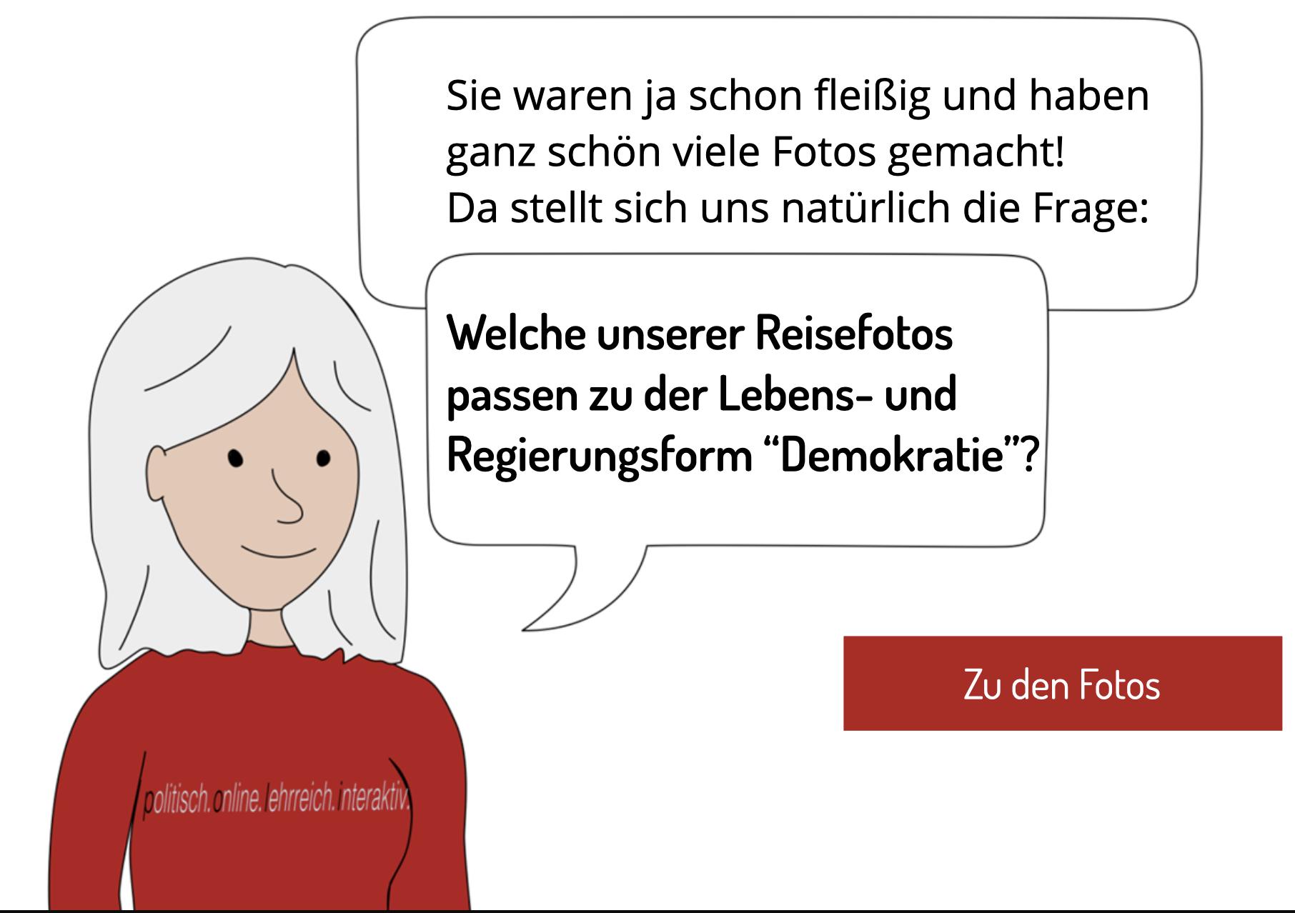 Online-Kurs Demokratie in Deutschland
